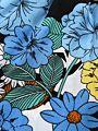 Baby Toddler Girl Summer Sleeveless Flower Print Casual Shift Dress