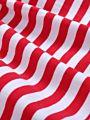 Stripe Star Fourth of July Theme Dress