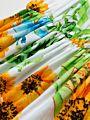 Stylish Sunflower Print Baby Sundress