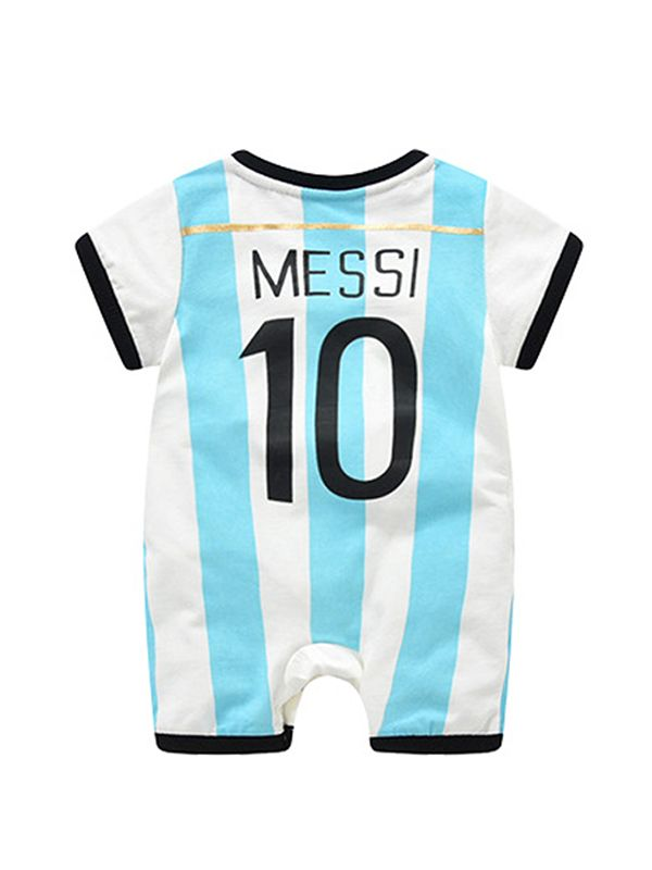 low priced 4ec48 81658 argentina baby football kit