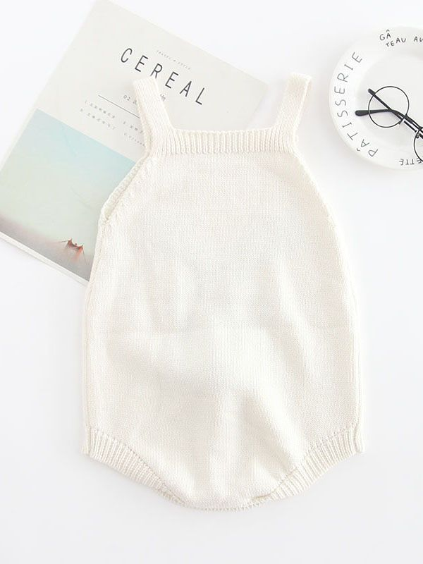 1c358b7b9df8 Wholesale Bunny Knitted Onesie Cotton Baby Romper