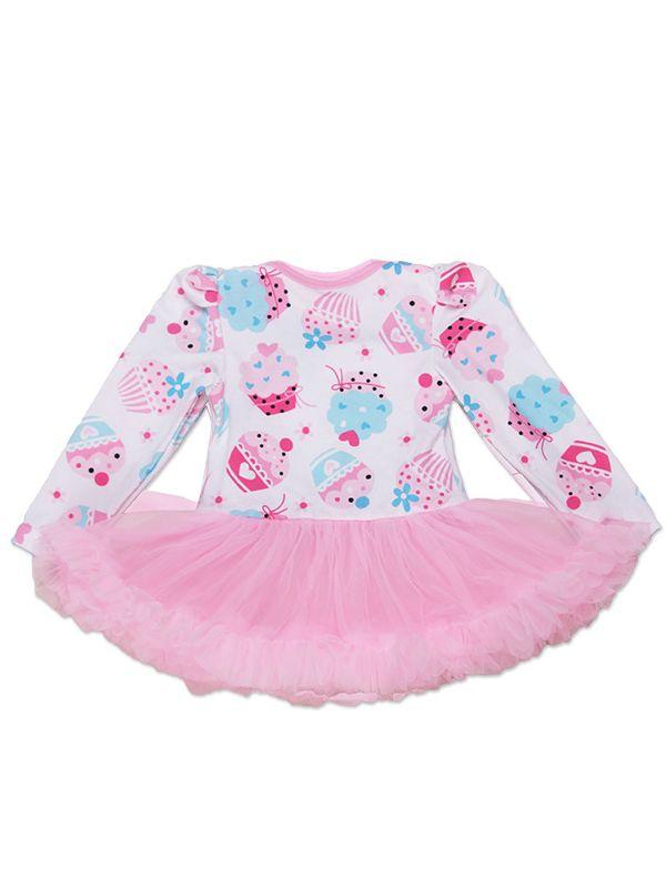 ac2247d3a6fe Wholesale 3PCS Baby Girl Party Tulle Romper Dress Set