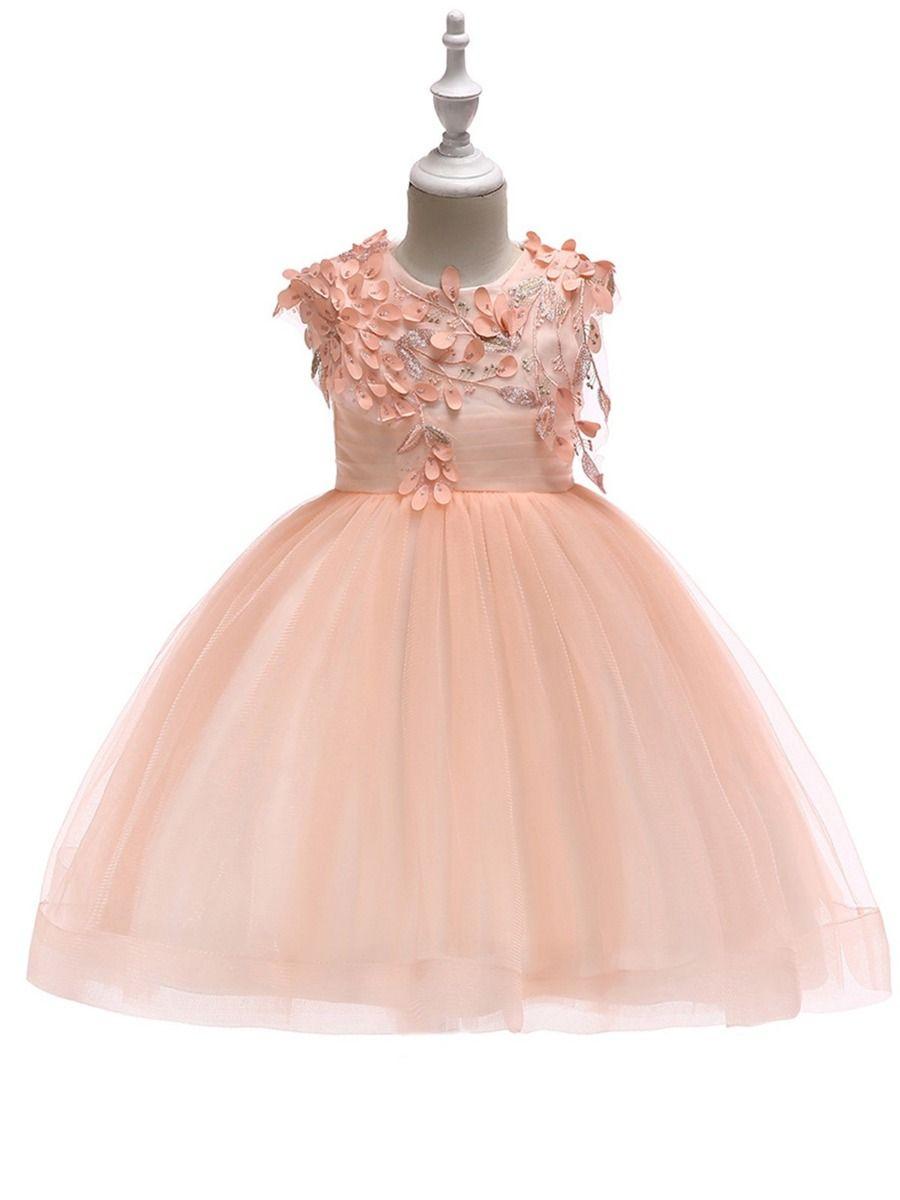 Big Girls Party Dress