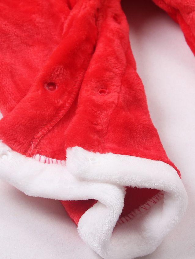 45f4d4c09 Wholesale 3-piece Christmas Santa Clause Baby Costume