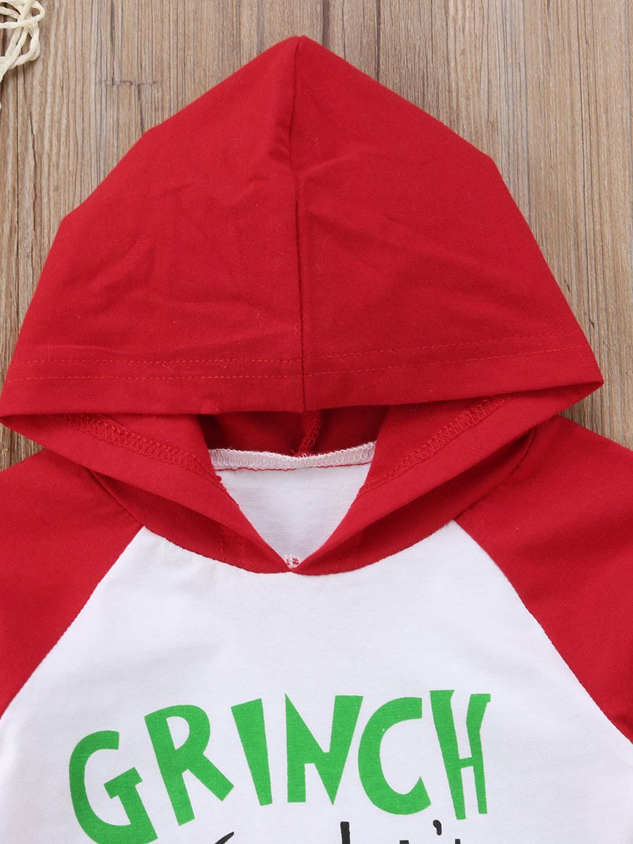 ... 2-Piece Baby Christmas Costume Outfit Set GRINCH DON T KILL MY VIBE  Color ... 692e33039657