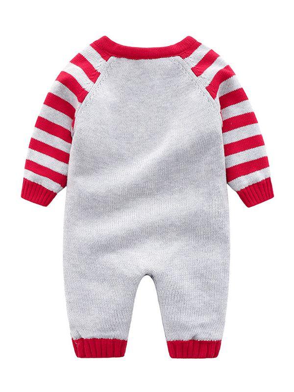 e3b763809d01 Wholesale Reindeer Crochet Fleece-lined Newborn Baby