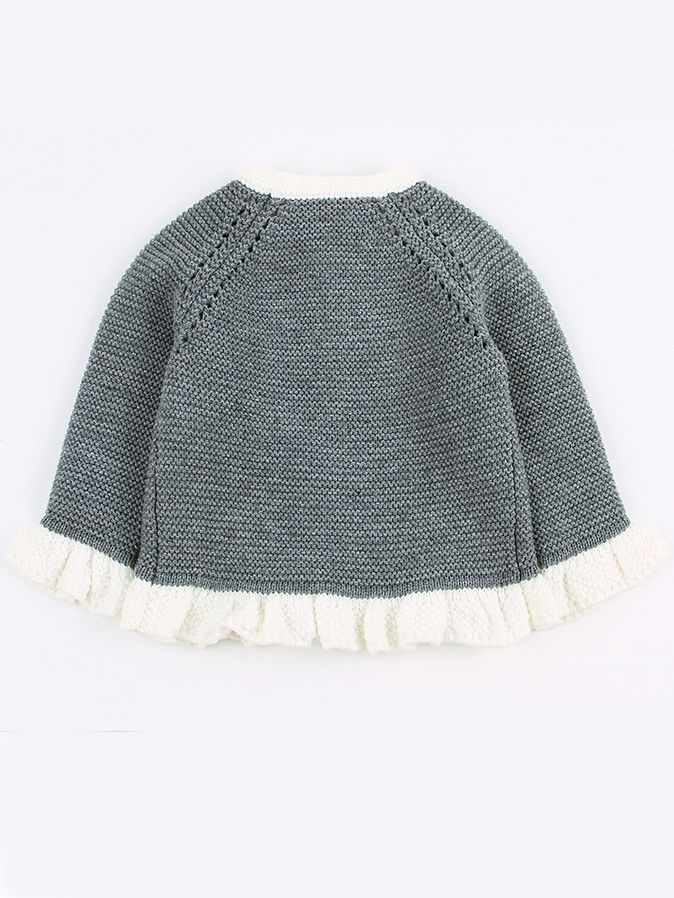 4633a5e39077 Wholesale 2-piece Spanish Sytle Baby Girl Knit Clothes