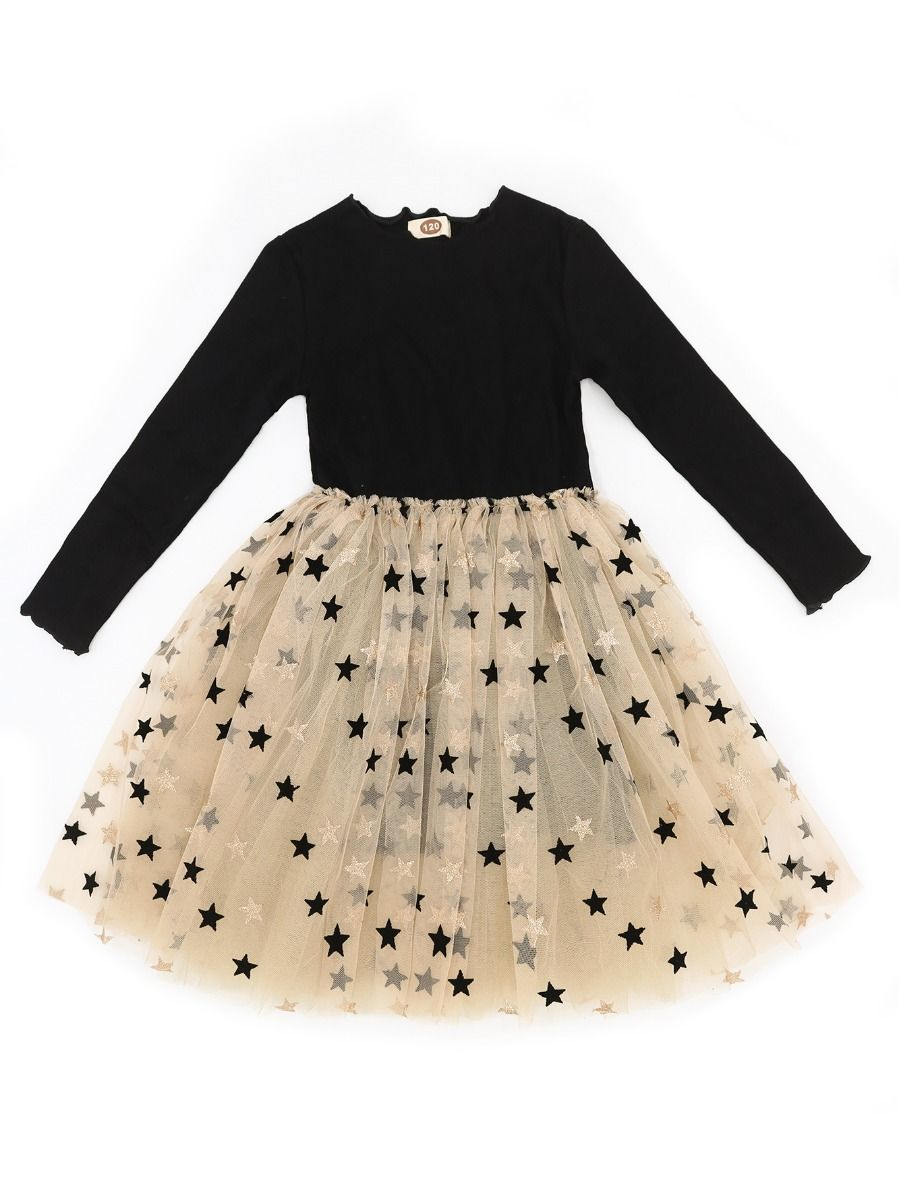 91a138f89 Wholesale Frency Toddler Big Girl Tulle Patchwork Gold