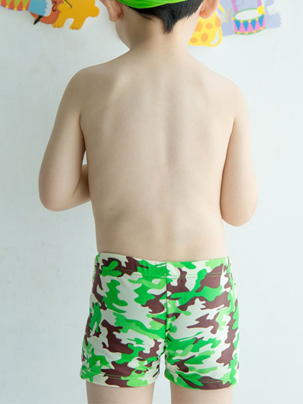 aaad6d75b5e02 ... Fashion Infant Toddler Big Boys Camouflage Swimming Trunks Beach Wear