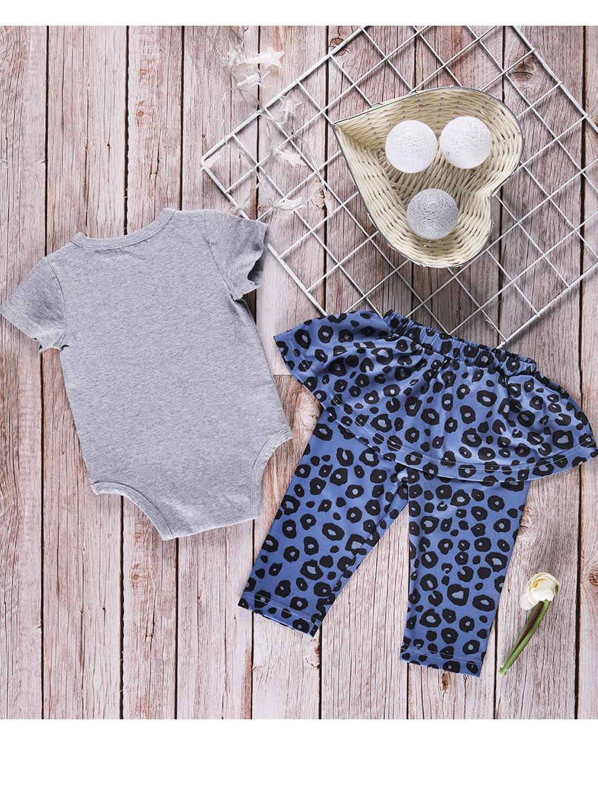 a3923f87a8a Piece stylish baby girl clothes outfits set cartoon animal short sleeved  bodysuit jpg 862x1149 Stylish baby