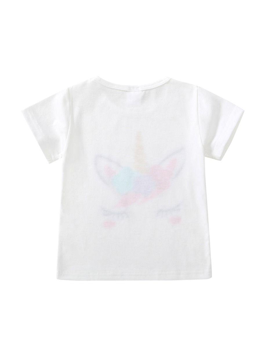 8bee896c Wholesale Unicorn Baby Toddler Girl T-shirt 19051367
