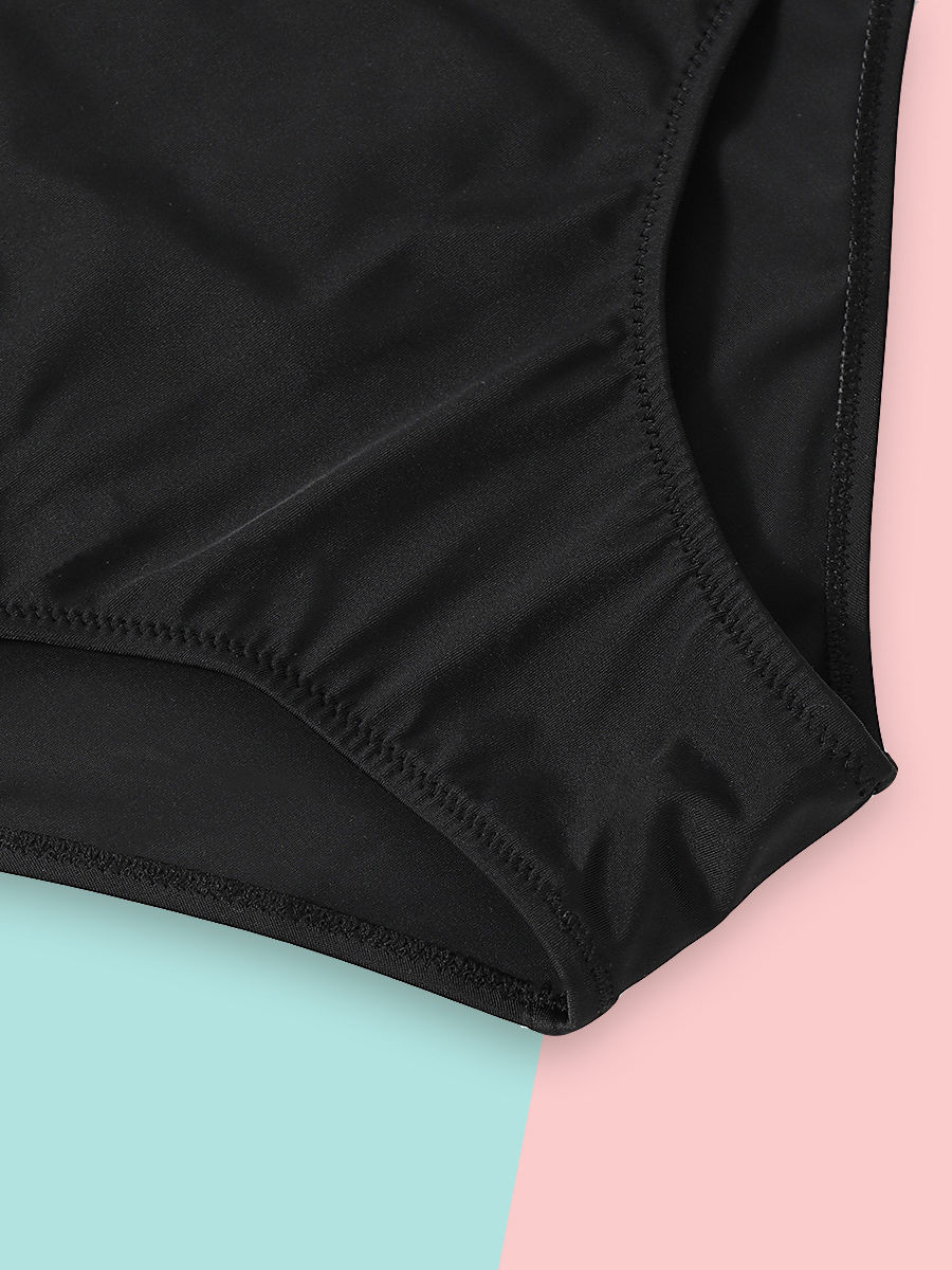 938a28423f Wholesale Mom and Me Big Leaf Print Swimwear Set