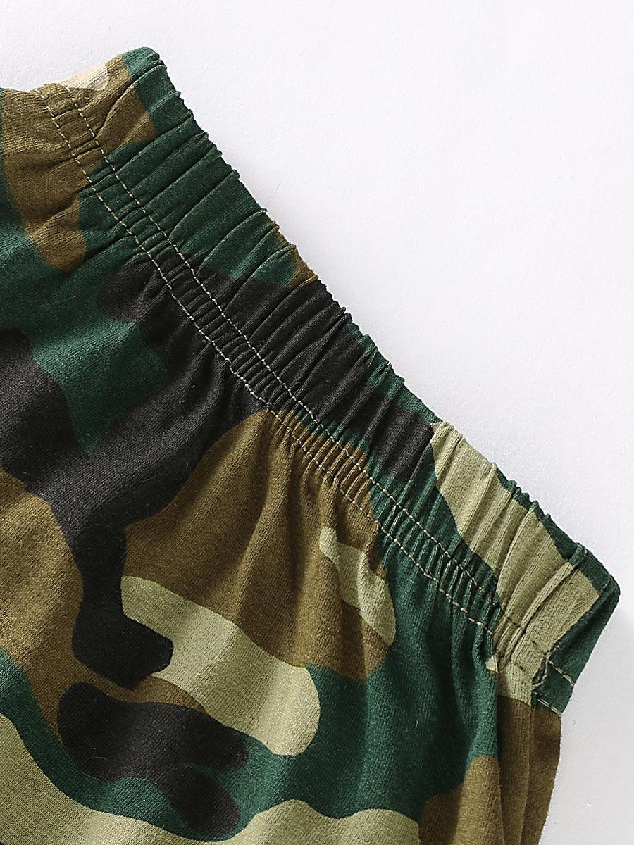 53e2d84a278a1 ... 3-Piece Camo Outfit DADDY'S GIRL T-Shirt+Pants+Headband