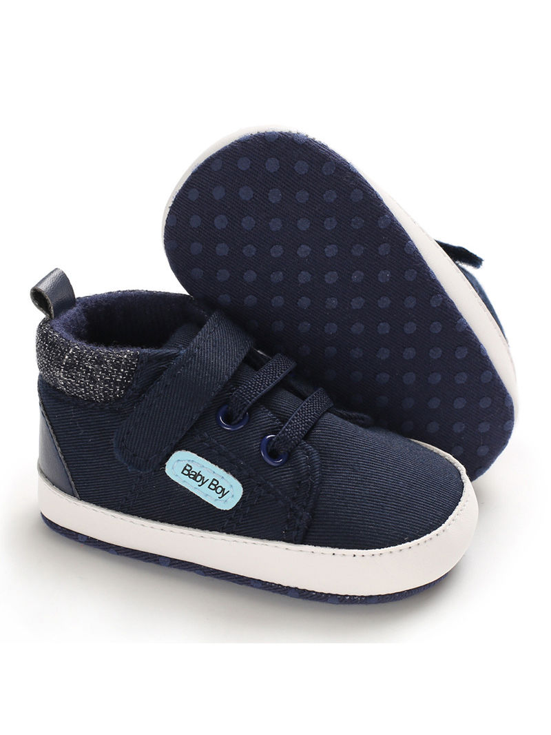 Fall First Start Baby Boy Shoes