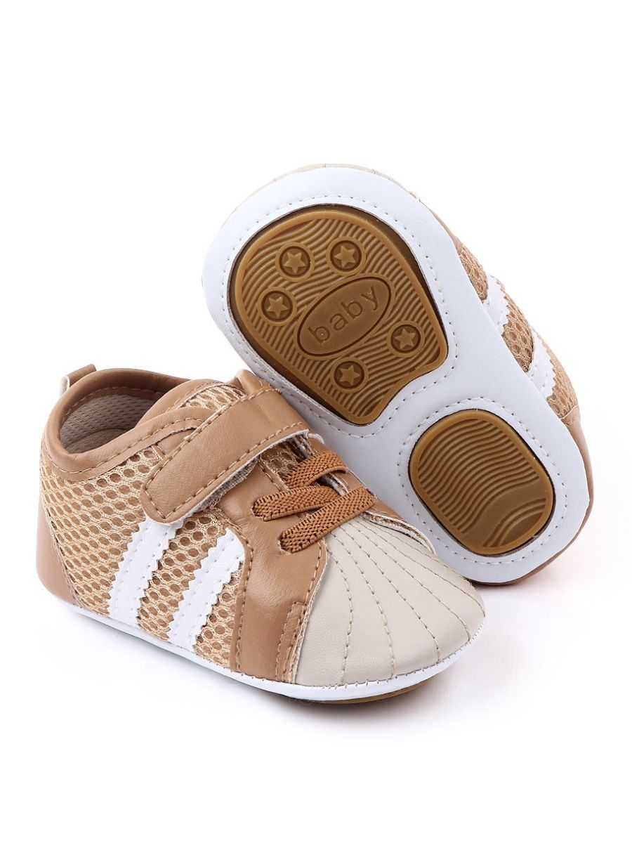Wholesale Baby Unisex Mesh Crib Shoes 19102208
