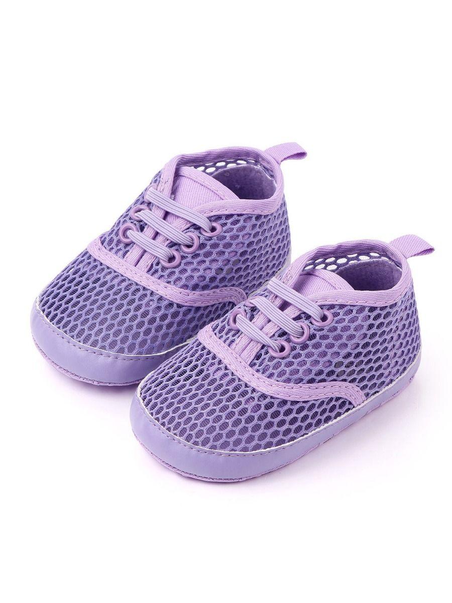 Wholesale Baby Casual Plain Mesh Shoes 200717723 - kisk