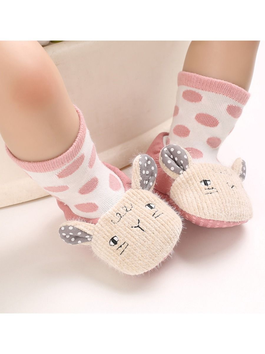 kiskissing wholesale Baby Animals High Top Shoes