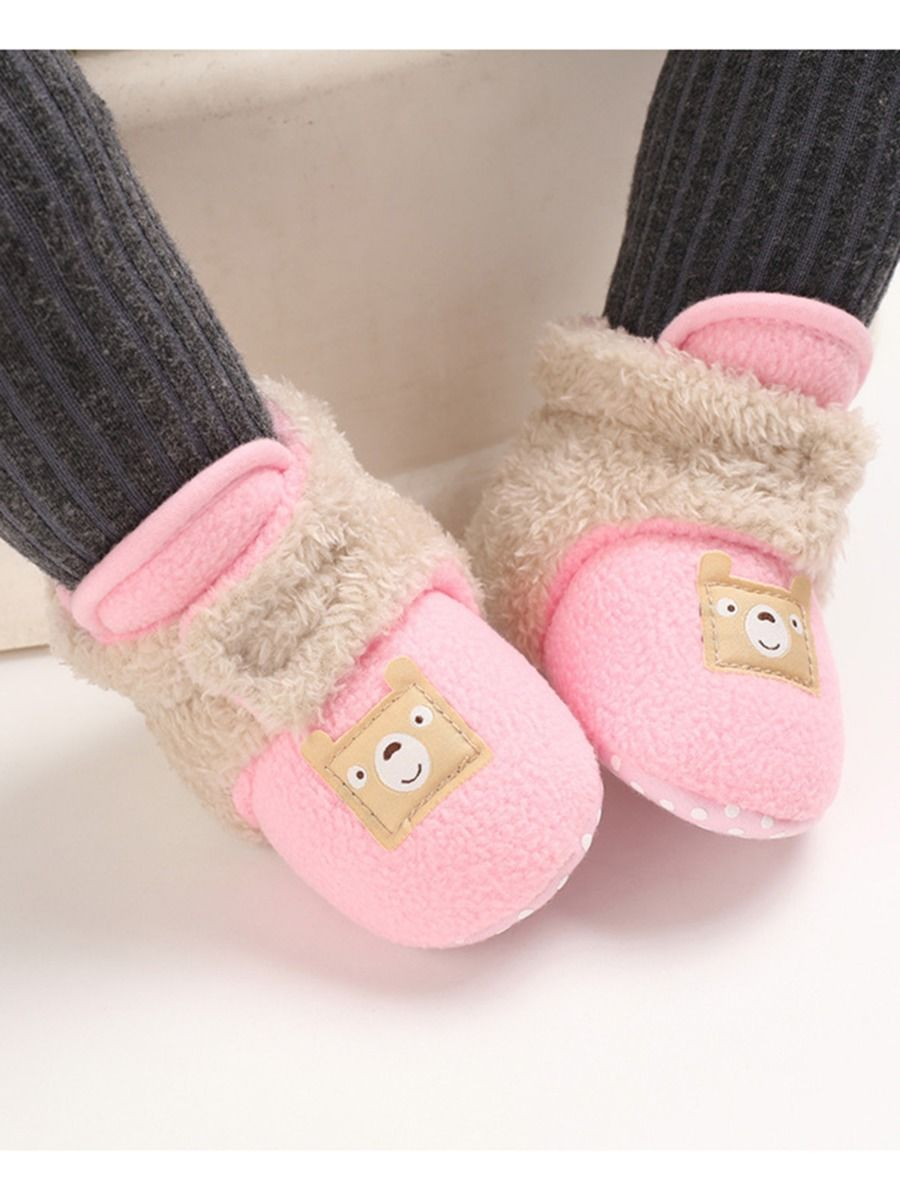 kiskissing wholesale Baby Bear First Walker Boots