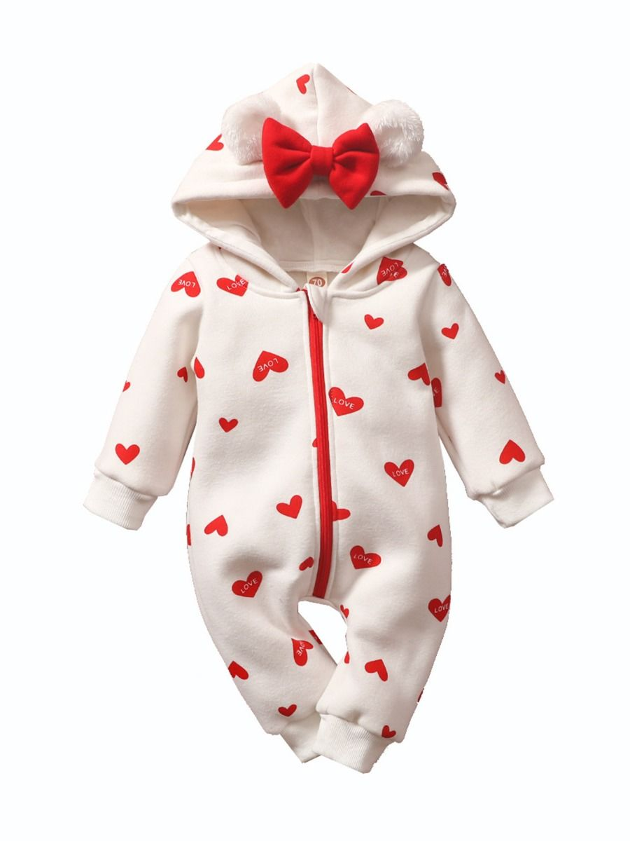 Details about  /Love Cursive Heart Valentine/'s Day Toddler Hoodie