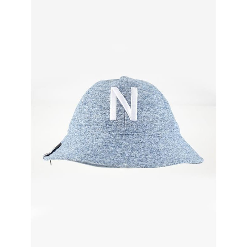 Kiskissing blue Letters Woolen Bucket Hat for Toddlers Girls Boys wholesale accessories