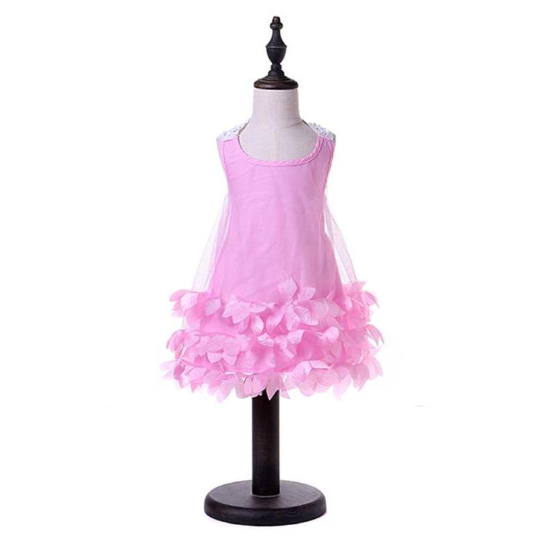 Kiskissing Flower Tulle Tutu Princess Dress wholesale princess dresses