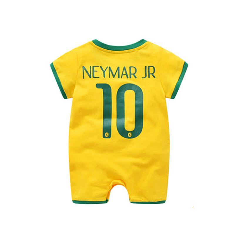 buy online 4d148 08d6b Wholesale Brazil Neymar Jr Football Soccer Jersey