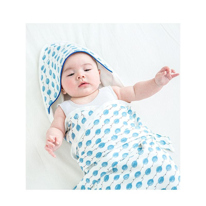 Muslin Tree Baby Blanket Newborn Cotton Infant Wrap Thin Swaddling Clothes