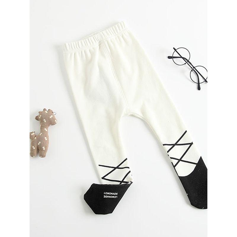 399e054f9 Rubber Band Baby Leggings Cute Graphics Render Pants Pantyhose