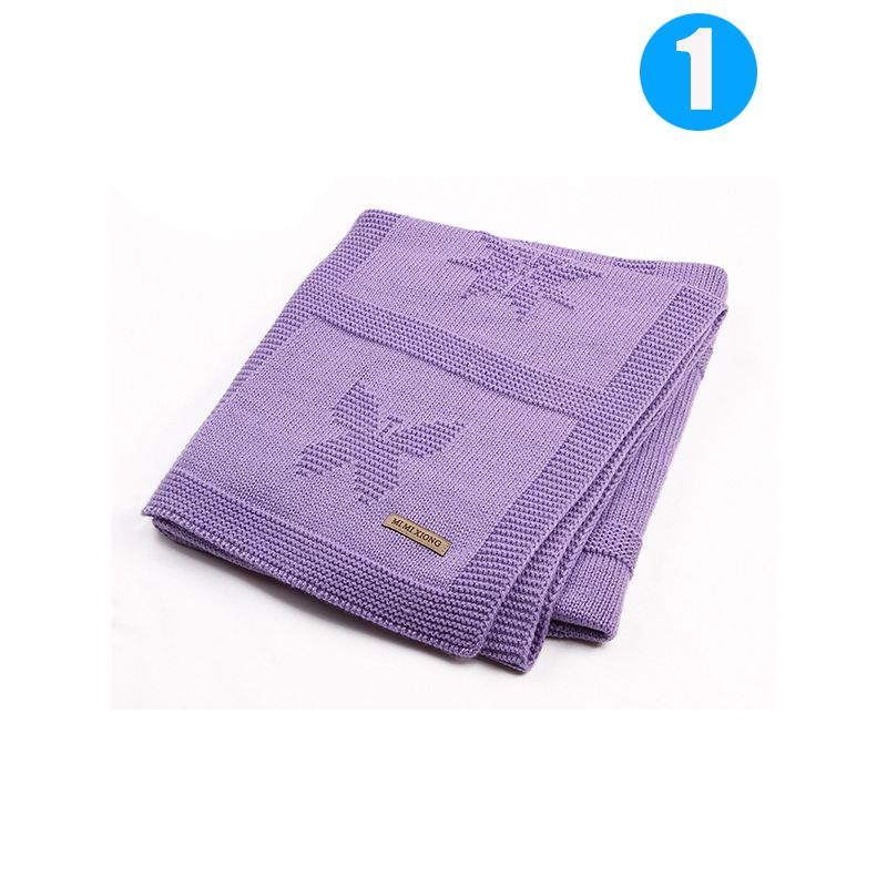 Heart Leaf Butterfly Graphics Solid Color Baby Toddler Blanket
