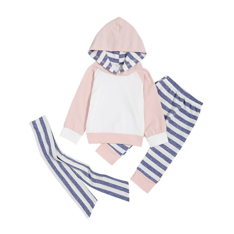 1792430532cc Wholesale 3-piece Casual Baby Toddler Girls Winter