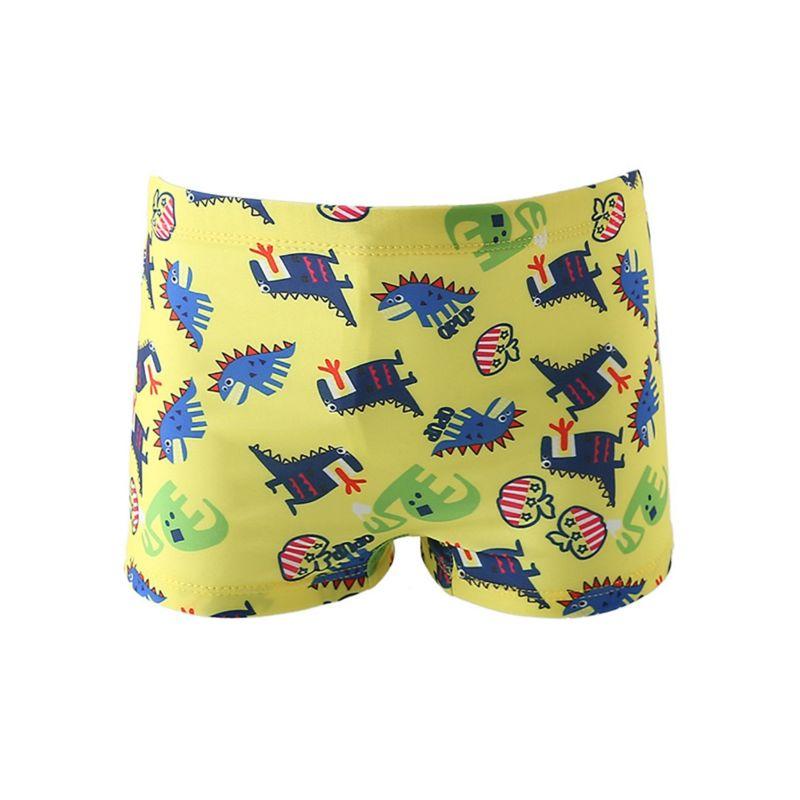 Baby Little Boys Dinosaur Swimming Trunks