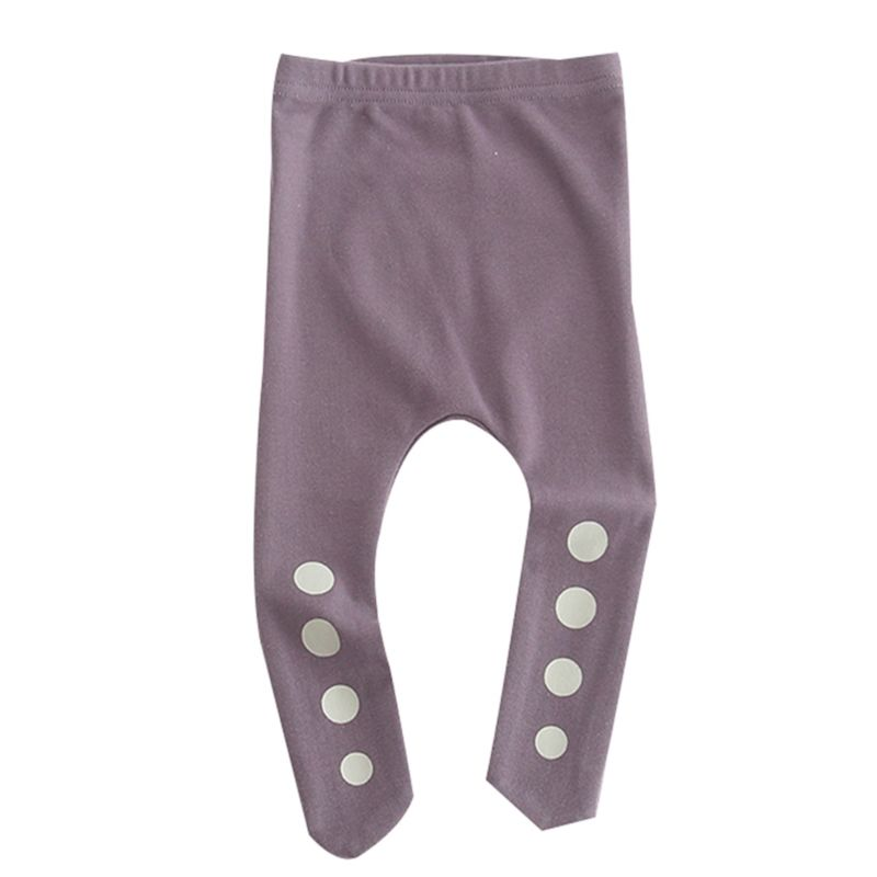 Polka Dots Cotton Baby Pantyhose
