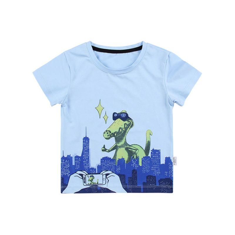Summer Infant Little Boys Dinosaur T-shirt