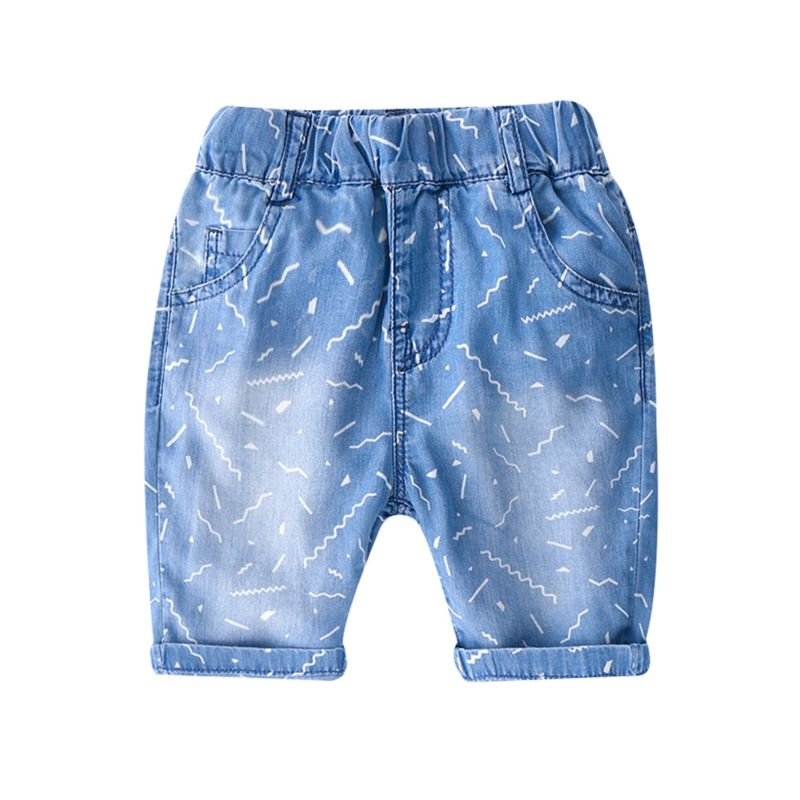 5-PACK Summer Toddler Big Kids Casual  Denim Shorts