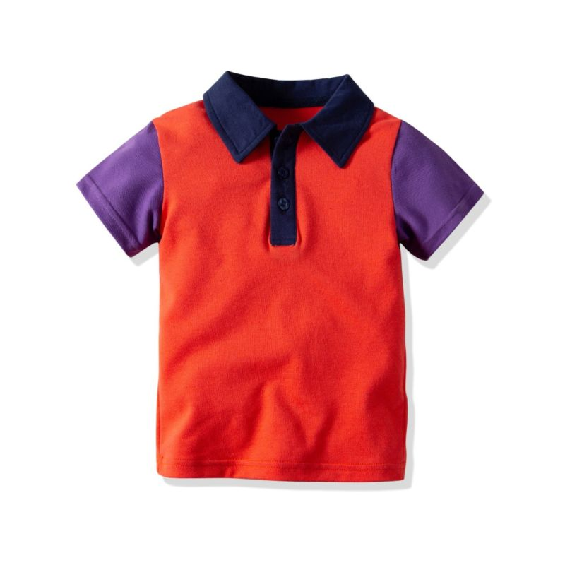 Classic Baby Little Kids Polo T-shirt