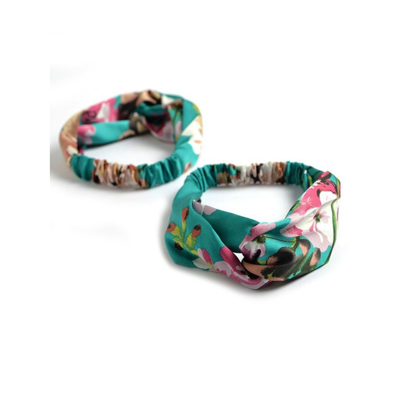 3-PACK Mom and Me Floral Headband