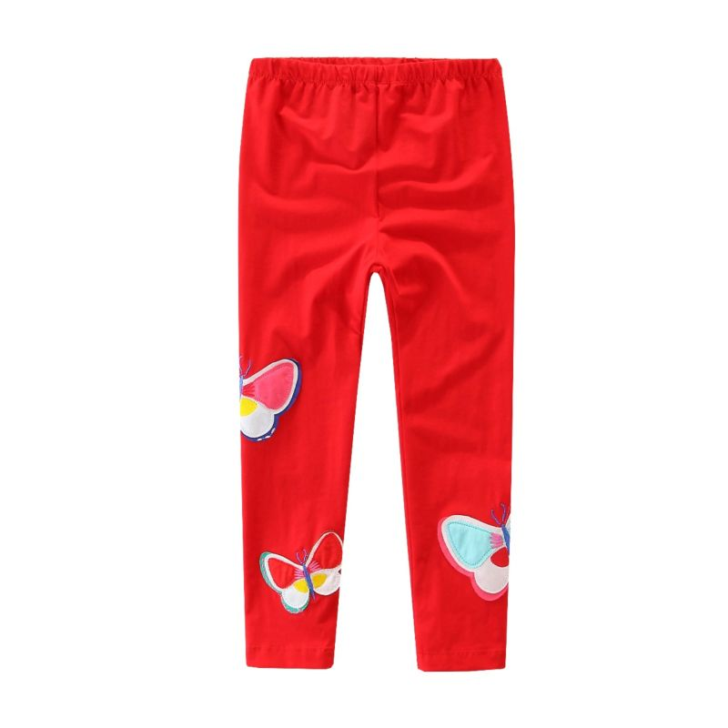 6-PACK Toddler Girls Pants Leggings