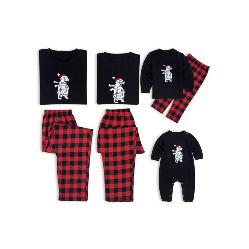 Christmas Baby Sleepsuit Family Matching