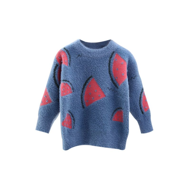 Cute Watermelon Pattern Sweater
