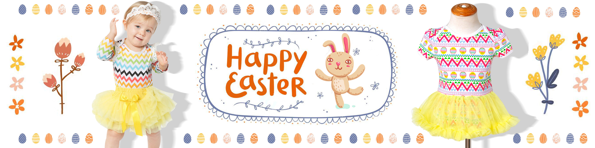 wholesale baby rompers easter holiday