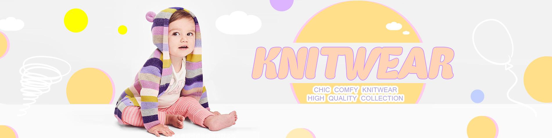 wholesale kids knitwear
