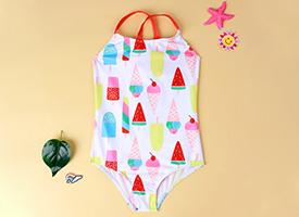 Wholesale Girls Swimwear